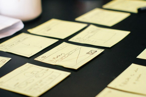 DeathtoStock_Notes,PostIt,Plan,Idea,Organize