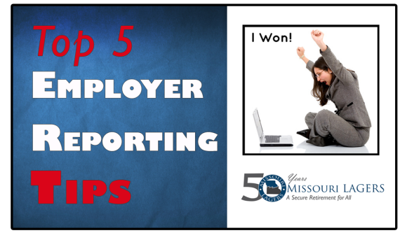 Employer Reporting Tips